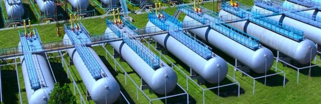 Газовые наливные станции