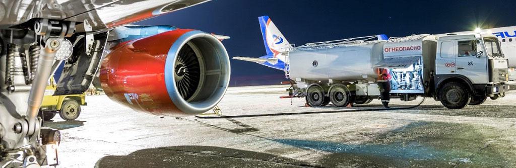 Авиационный керосин: применение в промышленности