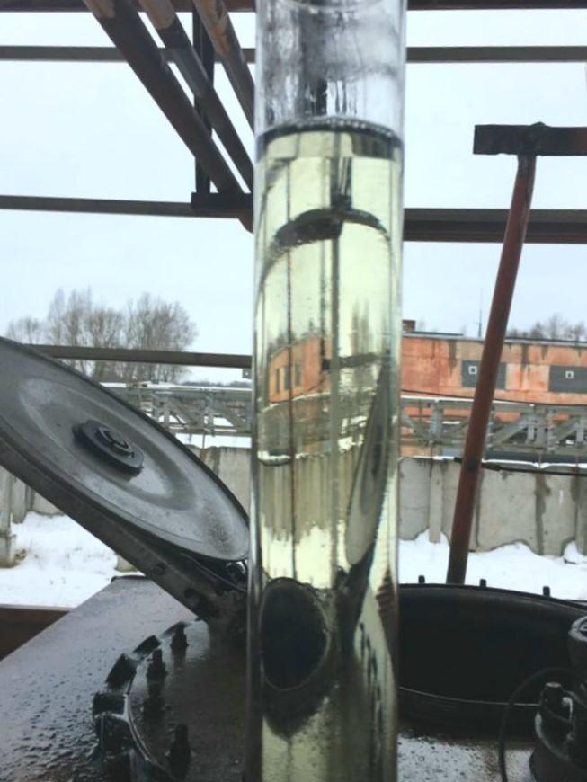 Дистиллят газового конденсата